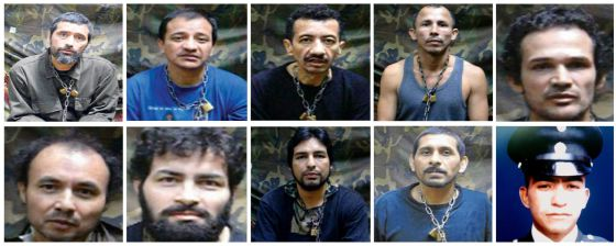 10 Liberated by FARC