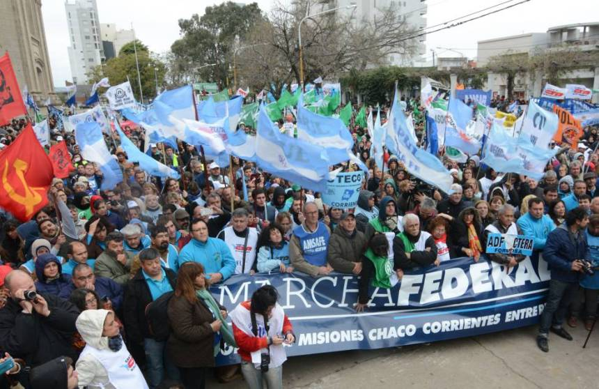 Marcha Federal Argentina