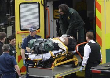 El atentado en la capital británica, en imágenes