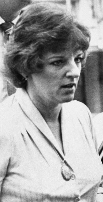 Genene Jones, en 1984.