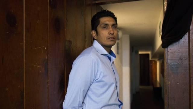 Tenoch Huerta, actor, 36 años.