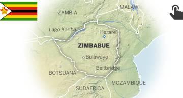 El Ejército interviene en Zimbabue en medio de una crisis en el Gobierno de Mugabe