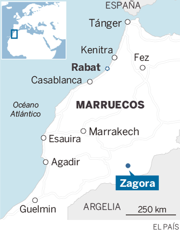 El Marruecos que pide agua