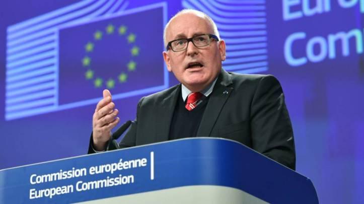 Resultado de imagen de union europea Tribunal Supremo de Polonia