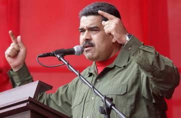 El presidente de Venezuela, Nicolás Maduro, el 28 de diciembre de 2017.