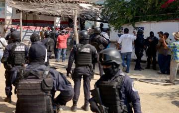 Enfrentamientos en Guerrero que terminó con la muerte de 11 personas
