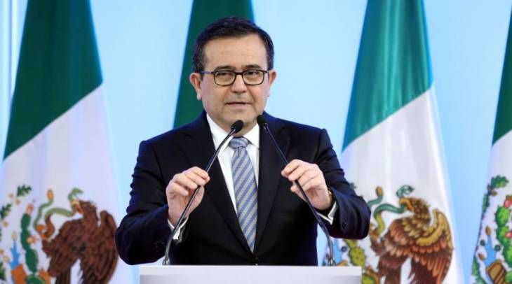 El secretario de Economía mexicano, Ildefonso Guajardo.