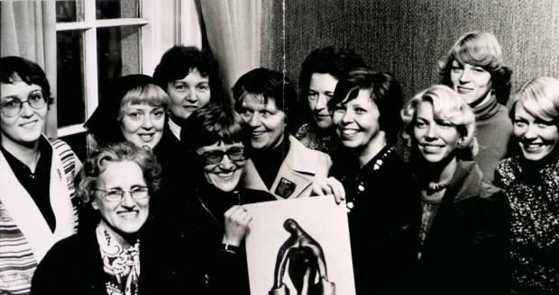 Huelga mujeres Islandia