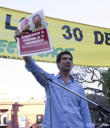 Martín Prieto en una imagen de 2013.