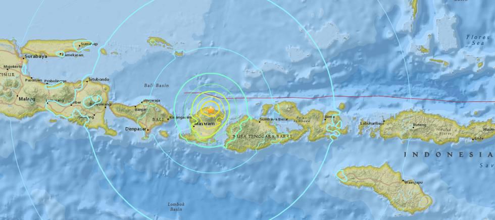 Pelo menos 82 mortos em novo terremoto na ilha indonésia de Lombok