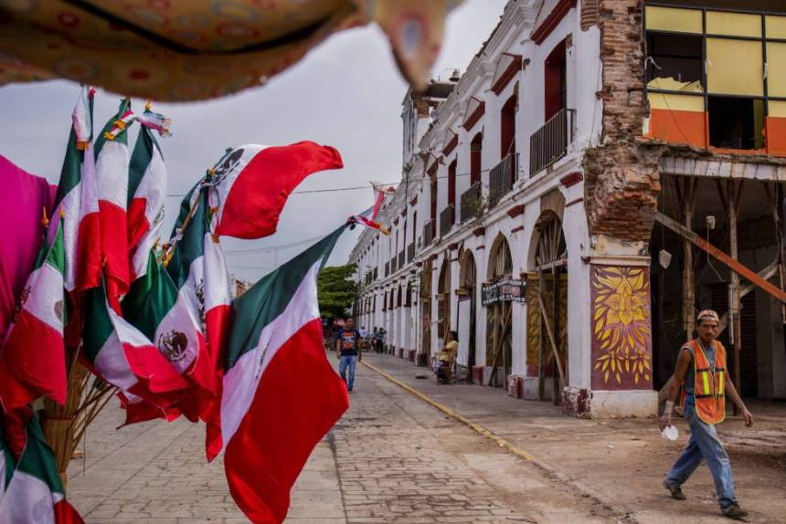 Sismos Mexico 2017
