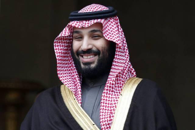 El príncipe saudí Mohamed bin Salmán, el pasado abril en París.