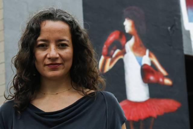 Ana María Archila, en Brooklyn, Nueva York.