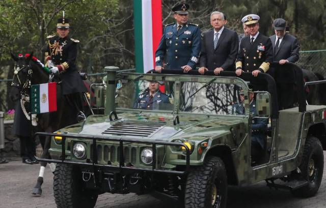 Image result for mexico pandemia militares