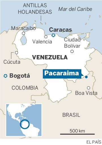 La frágil economía de la frontera entre Brasil y Venezuela sufre el embate del cierre