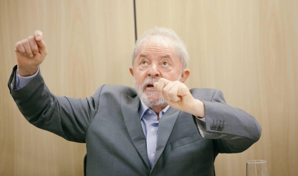 """Lula da Silva: """"Podré seguir preso 100 años, pero no cambiaré mi dignidad por mi libertad"""""""