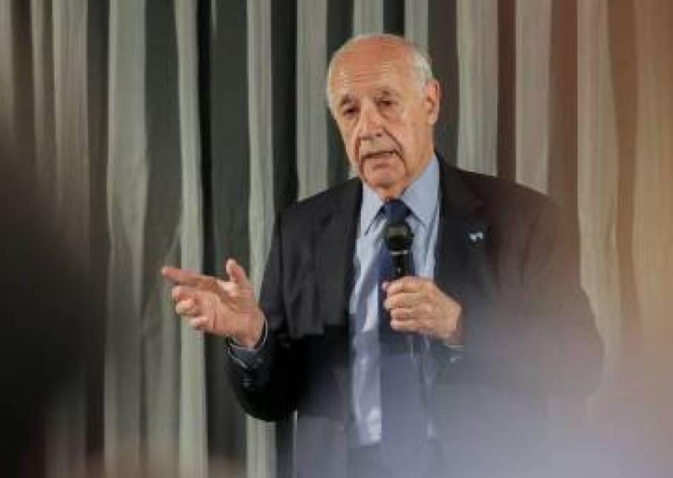 El precandidato presidencial Roberto Lavagna.