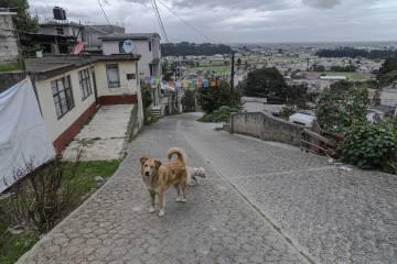 Domicilio del liquidador de la empresa Enterprisse Gamki, en Lerma, Estado de México.