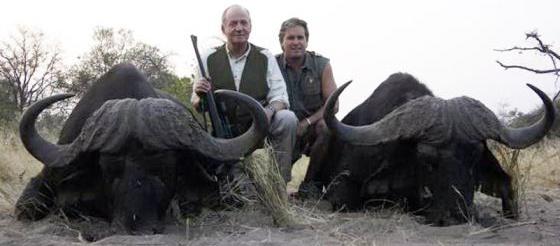 King Juan Carlos Hunting