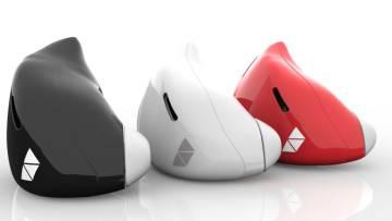 Los auriculares de Pilot son de una sola pieza, en colores a elegir por el usuario.