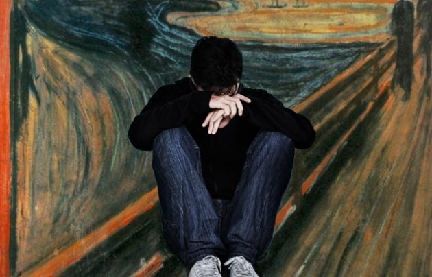 Resultado de imagem para ataque de ansiedade