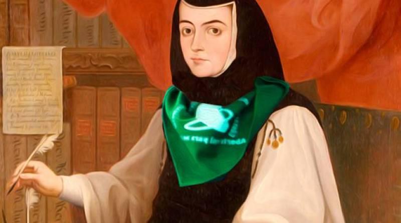 """""""Si Sor Juana Inés de la Cruz viviera hoy sería feminista y tendría Twitter"""":Alejandra Arévalo, creadora del perfil @Soy_SorJuana"""
