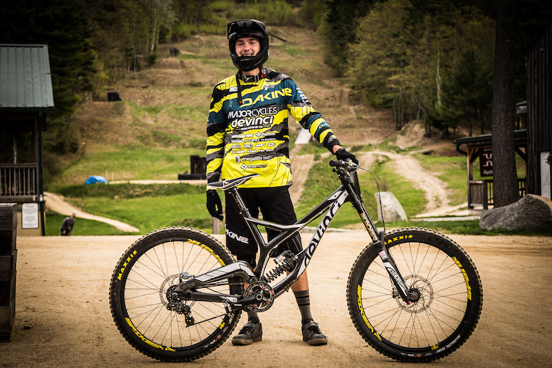 Team Major Cycles Joins Devinci
