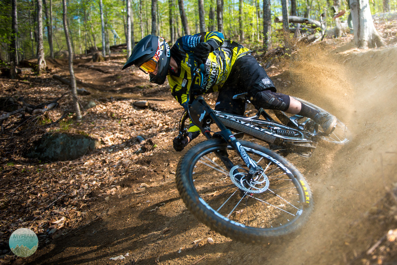 Video First Tracks at MSS Bike Park