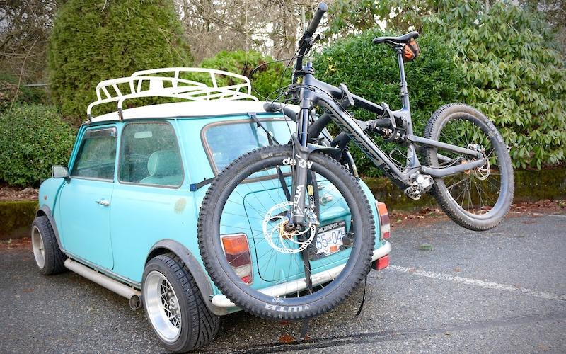 sea sucker s mini bomber bike rack