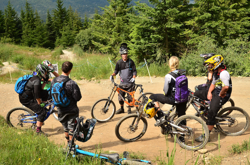 PMBI Level 3 Development Forum pic Logan Swayze bikeparkphotos.com