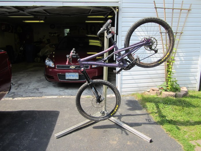 Post Your Homemade Bike Stands Page 9 Pinkbike Forum