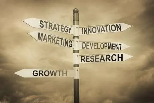 Growth, strategy, policies