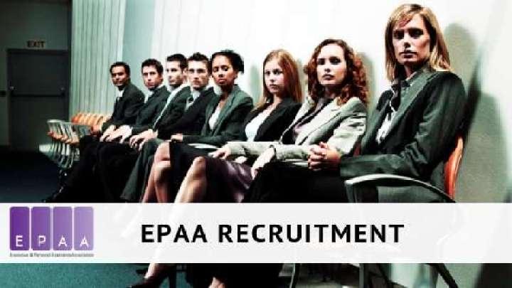 Executive & Personal Assistants Association EPAA Recruitment