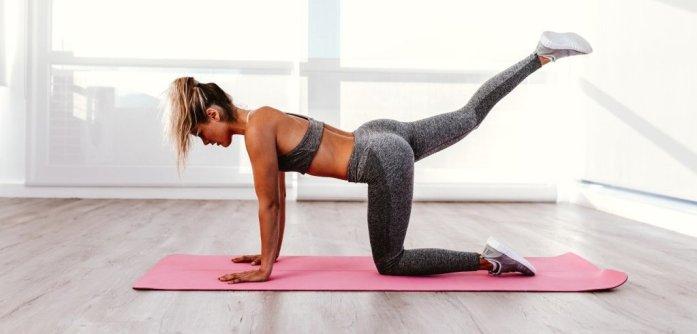 extension jambes exercices pour avoir des fesses galbées