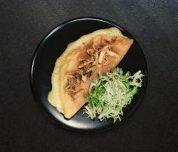 omelette aux champignons,recettes