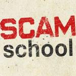 Be aware of local school advertising scam