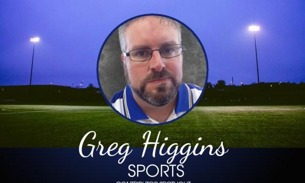 Contributor Spotlight – Greg Higgins