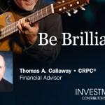 Contributor Spotlight – Thomas Callaway
