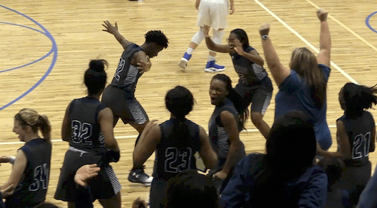 Turnovers, Fouls Foil Ladycats' Upset