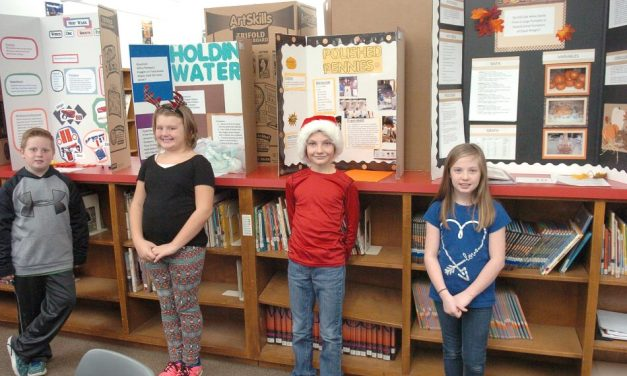 Bailey Students Advance to Regional Science Fair