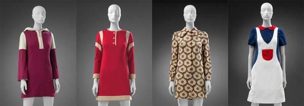 60-е. Мини-платья Mary Quant