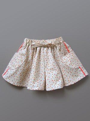 юбка-брюки для девочки