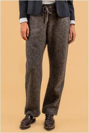 Спортивные брюки из шерсти бесплатная выкройка