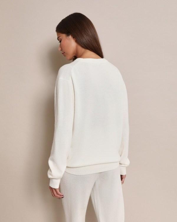 Пуловер базовый выкройка