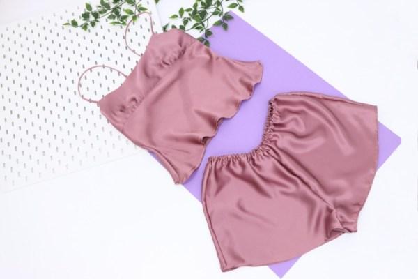 Комплект белья: майка и шорты