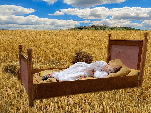 6 способов устранить нарушение сна и выспаться
