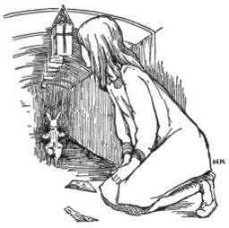 when the rabbit