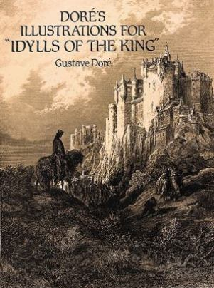 Dore-s-Illustrations-for-Idylls-of-the-King-9780486284651