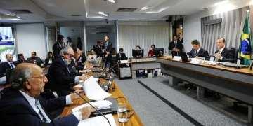 Comissão de Serviços de Infraestrutura (CI) do Senado
