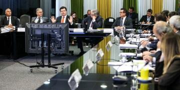 1ª Reunião Extraordinária do Comitê Nacional de Política Energética - CNPE Foto: Saulo Cruz/MME